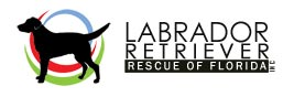 Labrador Retriever Rescue of Florida Retina Logo